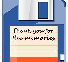 Thank You For The Memories by Ewan T. Gibson