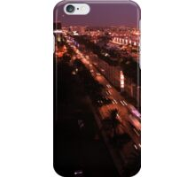 LAX at Dusk by Byron Croft Photography iPhone Case/Skin