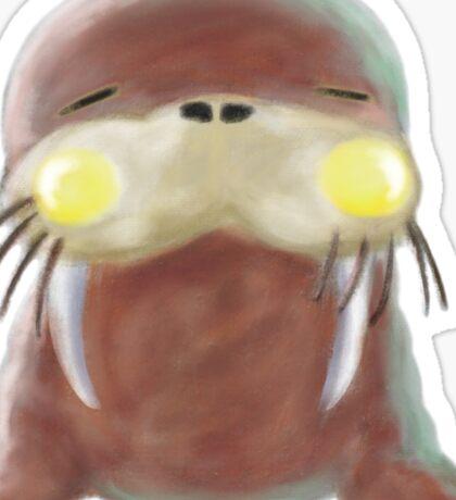 Wee Walrus Sticker
