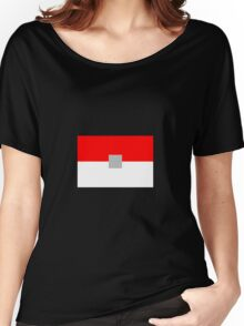 Pokeball- Simple ball for the sophisticated man Women's Relaxed Fit T-Shirt