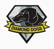 Metal Gear Solid V - Diamond Dogs Kids Clothes