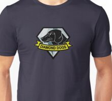 Metal Gear Solid V - Diamond Dogs Unisex T-Shirt