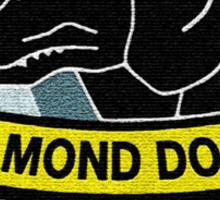 Metal Gear Solid V - Diamond Dogs Sticker