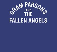 Gram Parsons and the Fallen Angels (white) Unisex T-Shirt