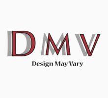 Design May Vary by designmayvary