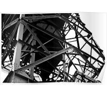 Deserted Crane  Poster
