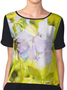 The Beauty of Nature, Within Landscape , Martinmere - A View  Chiffon Top