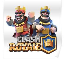 The King Clash Poster