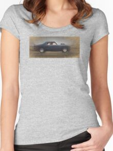 The Nightrider Women's Fitted Scoop T-Shirt
