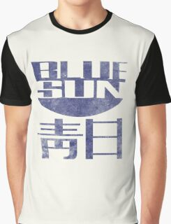 Blue Sun Vintage Style Shirt (Firefly/Serenity) Graphic T-Shirt