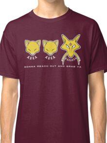 PokéPun - 'Abra Abra Kadabra' Classic T-Shirt