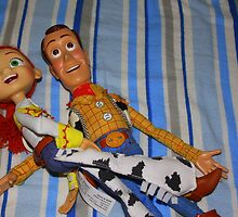 Jessie and Woody by myraj
