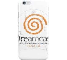 Dreamcast Legend iPhone Case/Skin