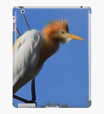 Crazy Bird iPad Case/Skin