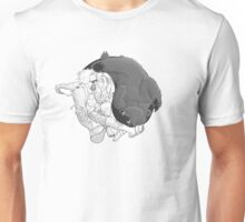 Sometimes you eat the bear... Unisex T-Shirt