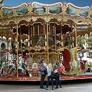 Carousel Whirl by phil decocco