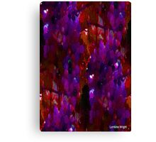 CLUSTER ANOINTING Canvas Print