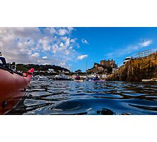 Paddle to Gorey by Gary Power Photographic Print