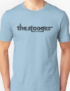 The Stooges (black - distressed) Unisex T-Shirt