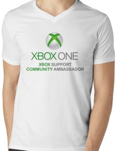 Xbox Community Ambassador Mens V-Neck T-Shirt