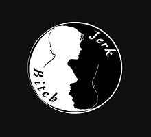 supernatural , sam and dean , BITCH AND JERK Unisex T-Shirt