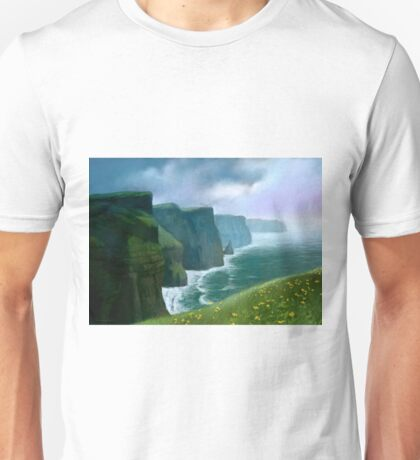 The Cliffs of Moher Unisex T-Shirt