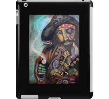Captain Barbosa iPad Case/Skin