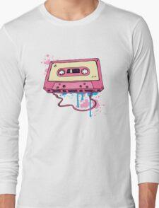 Retro cassette tape. Long Sleeve T-Shirt
