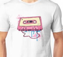 Retro cassette tape. Unisex T-Shirt