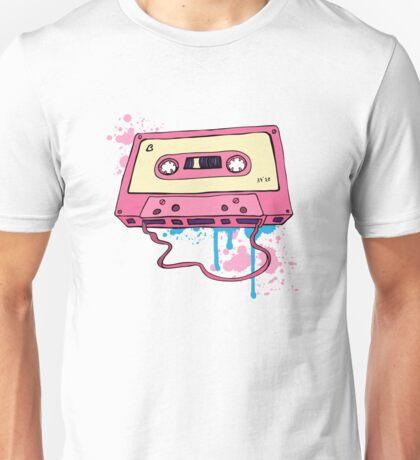 Retro cassette tape. Unisex T-Shirt