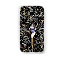 Girls and Guns - The Rome Mission Samsung Galaxy Case/Skin