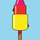 Rocket Lolly by David Wildish
