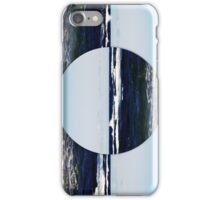 Circular Ocean iPhone Case/Skin