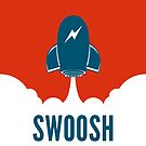 SWOOSH  by David Wildish