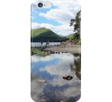 Sun at the Lakes iPhone Case/Skin