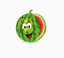 smiling watermelon, cartoon Unisex T-Shirt