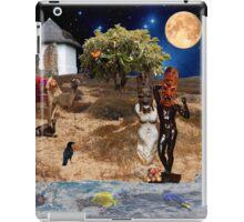 Adam & Eve iPad Case/Skin