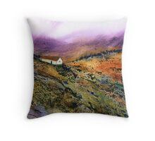 Highland Hideaway Throw Pillow