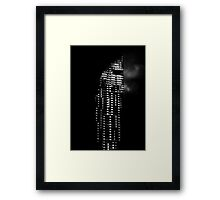 L Tower Toronto Canada Framed Print