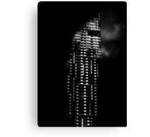 L Tower Toronto Canada Canvas Print
