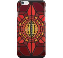 Eye of Sauron II Voronoi iPhone Case/Skin