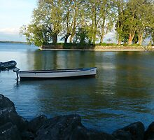Rolle Port - Suisse by ElinaMic