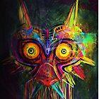 Majora's Mask by Rinschka