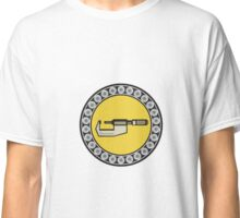 Caliper Ball Bearing Circle Retro Classic T-Shirt