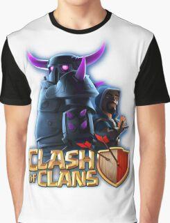 PEKKA and WIZARD Graphic T-Shirt