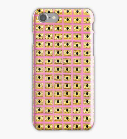 black fur dream  iPhone Case/Skin