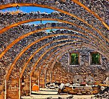 The Cretan golden arches by Hercules Milas