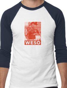 WESO Men's Baseball ¾ T-Shirt