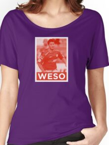 WESO Women's Relaxed Fit T-Shirt