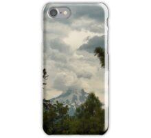 The Framing Of Mount Hood ©  iPhone Case/Skin